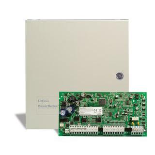 Panel De control PowerSeries